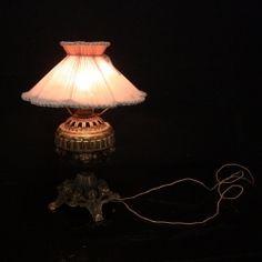 Pöytälamppu, lamp, light
