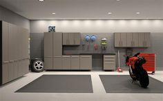 Ideas: Cool Garage Ideas9, Garage, storage ideas ~ PEDANTIQUE