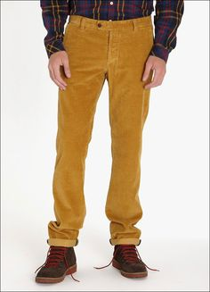 Calvin Klein Jeans Men's Corduroy Pants Khaki | corduroy ...