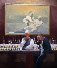 Oils By Ken Auster