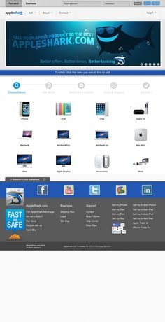 Appleshark.com is a site where you can sell your apple products easily and quickly http://appleshark.com/