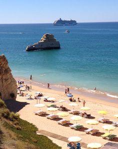 Praia do Amado. Portimão, Algarve