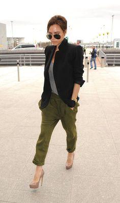 Dramatic Fashion Identity - Lady Boss