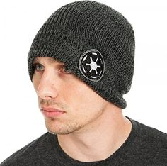 3550441870d Star War Imperial Slouch Beanie Winter Hat