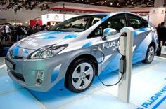 Buy electric cars. This will help the environment and you can save gas money.