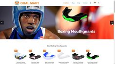 Oral Mart- Premium Sport Mouth Guards
