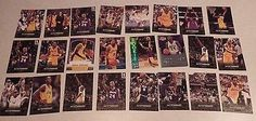 cool KOBE BRYANT Basketball TSC ROOKIE CARD Insert RC LAKERS R9 & R12 24 card lot 1 - For Sale View more at http://shipperscentral.com/wp/product/kobe-bryant-basketball-tsc-rookie-card-insert-rc-lakers-r9-r12-24-card-lot-1-for-sale/