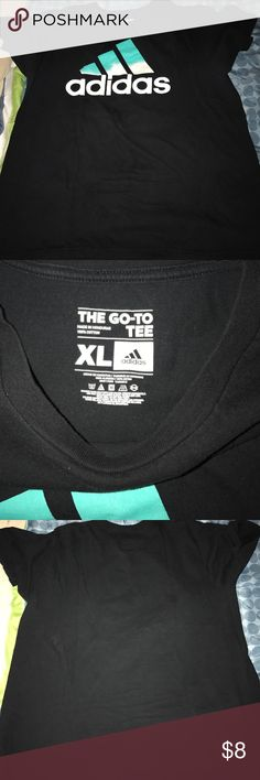 Adidas men's casual T-Shirt Adidas Men's Casual T-Shirt. No wear and tear. From a pet and smoke free 🏡 home Adidas Shirts Tees - Short Sleeve