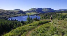 Lac de Guéry, randonnée en #Auvergne