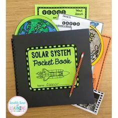 Check out this Planets and Solar System Research pocketbook, jam packed with activities for your elementary kids! Included are 6 weeks of materials to teach your students about all 8 planets plus the sun and moon through the use of hands-on, engaging activities! 10 student workbooks with comprehension questions, graphic organizers and worksheets, writing paper, Smart Art, over 40 colorful vocabulary cards, 10 vocabulary flip books, 10 PowerPoints, and so much more! Bundled together for 20%…