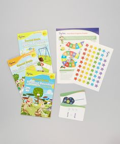 Take a look at this Kick Start Second Grade Kit on zulily today!