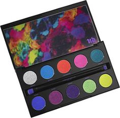 Urban Decay Cosmetics Electric Pressed Pigment Palette