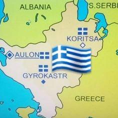 "VERGINA'S_SUN on Instagram: ""Δεν είναι νότια Αλβανία, είναι μια σκλαβομένη Ελλάδα. Ζητώ η Ελλάς. Ζητώ η βόρεια Ήπειρος"" Albania, Greece, History, Instagram, Weird Things, Greece Country, Historia"