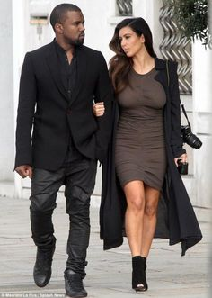 Kim & Kanye on the Cover of Vogue | Man Repeller
