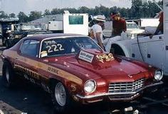 Vintage Drag Racing - Pro Stock - Barry Setzer