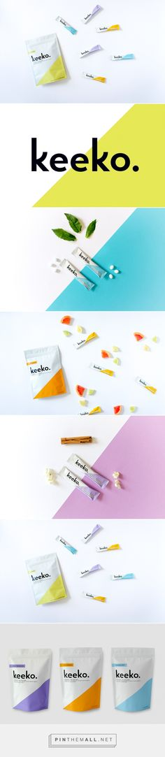 Keeko Branding and Packaging by Smack Bang Designs | Fivestar Branding – Design and Branding Agency & Inspiration Gallery
