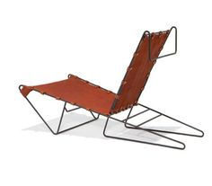 Arturo Pani lounge chair (Mexico, ca. 1955)