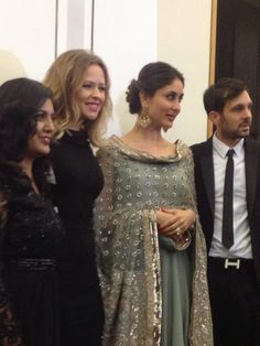 Kareena Kapoor Khan honoured by the House of Commons in London
