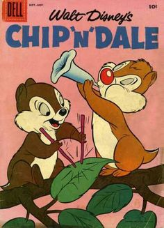 Classic Chip and Dale