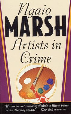 27 of the 30+ voices and accents Benedict Cumberbatch uses in reading ARTISTS IN CRIME (An Inspector Alleyn Mystery) by Ngaio Marsh. (4 minutes, 41 seconds) [Video]