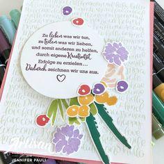 Neue Farben, neues Glück! – Paulines Papier