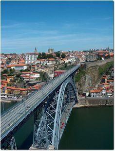 D. Luis Bridge (Porto)