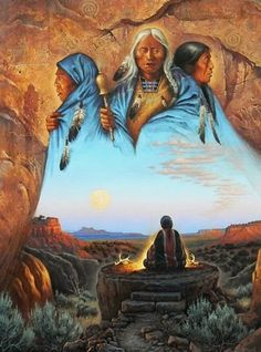 Native American Encyclopedia - Google+ - Grandfather, Great Spirit, once more behold me on earth and…