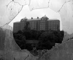 King's Park Asylum building 93 - Kings Park Psychiatric Center, formerly known as Kings County Asylum and Kings Park State Hospital. Opened in 1885, closed in 1996. Kings Park, Long Island, New York.