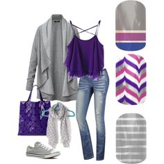 """""""Casual Friday""""  Jamberry Nails www.penneypedi.jamberrynails.net"""