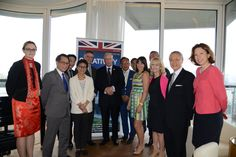 """The Royal Family on Twitter: """"The Duke of Gloucester is in Hong Kong celebrating and supporting partnerships between UK and Hong Kong's architects"""