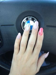 12 Cute Oval Nails Art Design 10 | Nails Design Ideas