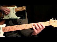 ▶ Van Halen - Hot For Teacher Guitar Lesson Pt.2 - Verse, PreChorus & Chorus - YouTube