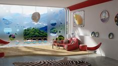 Modern Art Deco Interior Design By Modelight Furniture Living Room Decorating Ideas Picture Habg