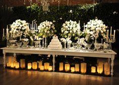 decoração de casamento sofisticado - Pesquisa Google
