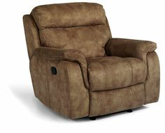 Flexsteel Furniture: Latitudes: CasinoGlider Recliner (1425-54)