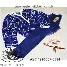 Torne-se poderosa  Bata de Viscose R$ 6500  Calça Jeans com Elastano Flare R$…