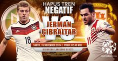 Situs Judi Bola : Jerman Vs Gibraltar