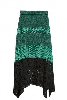 mesh lace skirt by PROENZA SCHOULER. Available in-store and on Boutique1.com