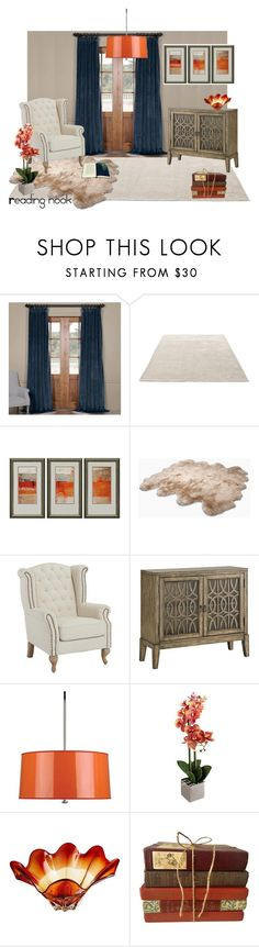 """Curl up: Reading Nook"" by j477 ❤ liked on Polyvore featuring interior, interiors, interior design, home, home decor, interior decorating, &Tradition, UGG Australia, Pendleton and Robert Abbey"
