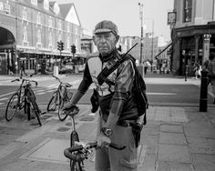 The Circuit. Portraits of London couriers