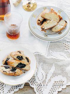 Almond biscotti / cantuccini