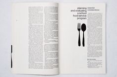 Educational Food Services Report, 1968