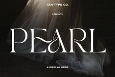 TAN - PEARL by TanType on @creativemarket