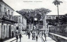 Find Guadeloupe, Pointe a Pitre, Le Lycee Carnot; EX in Postcards, Views > Caribbean, Other category on Playle's. Barbados, Jamaica, West Indies, Commonwealth, Haiti, Trinidad, Cuba, Pointe A Pitre, Case Creole