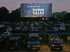 #BlueRidgeGA is one of the only places left with an old-fashioned drive-in movie theater!