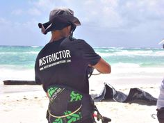 Today is time for kitesurfing. Finally, we have some summer wind.  Getting ready to teach. #mexicancaribbeankitesurf #kitesurfing #kiteboarding #kite #kiteschool #kitetulum #kitemexico #watersports #action #active #play #fun #travel #holidays #vacation #tulum #mexico #mayanriviera #kiteeverydamnday #ahautulum #workout #sports #outdoors
