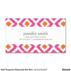 Love this biz card d