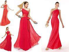 vestidos de noche 2014