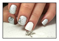 SNB #34 - Winter Nails Beauty & Personal Care - Makeup - Nails - Nail Art - winter nails colors - http://amzn.to/2lojz72