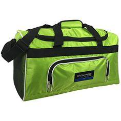 fb070178d7 Medium Sport Duffel Bag Fitness Gym Bag Luggage Travel Bag Sports Equipment Gear  Bag Apple Green